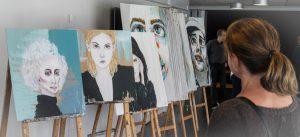 Kunstlinjens afgangsprojekt 2016