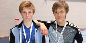 Badminton til Landsmesterskaberne for efterskoler