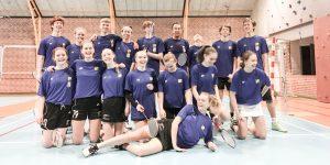 Badmintonlinjen til DM